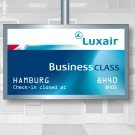 Luxair Luxembourg Airlines Business Class