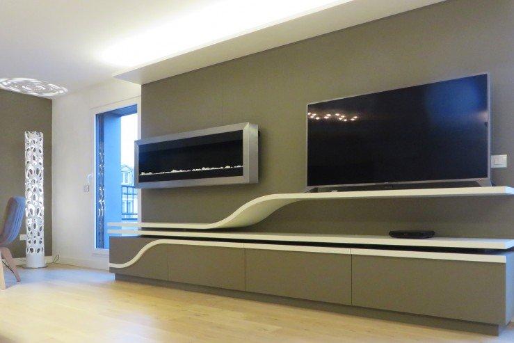 Appartement privé, Paris