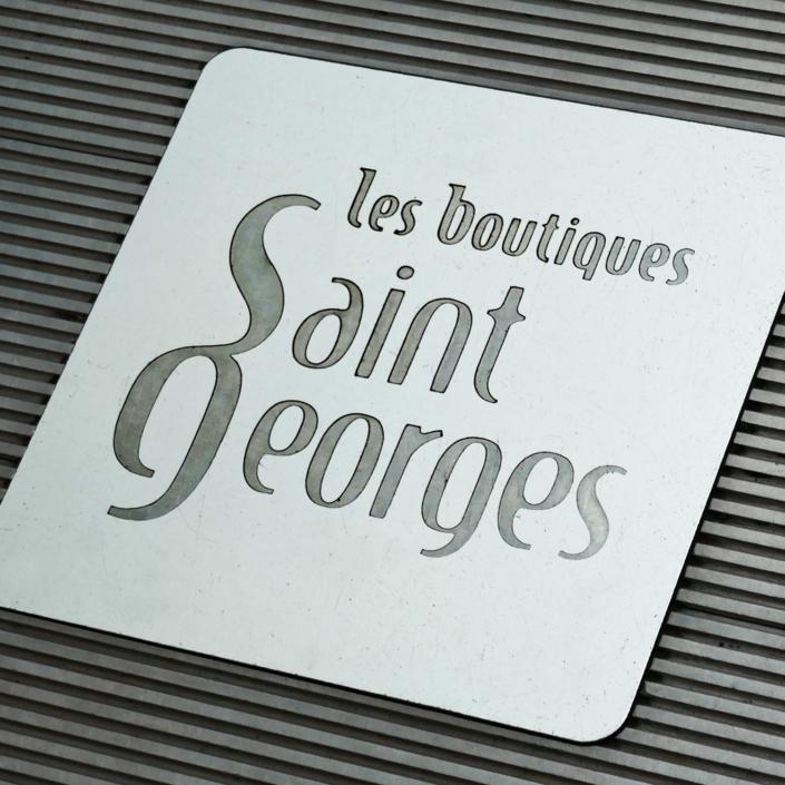 Les Boutiques Saint-Georges